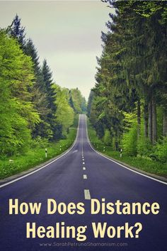 Distance energetic and spiritual healing - how and why it works
