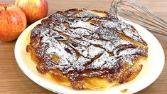 Biscuit Pudding, Beautiful Fruits, Four, Apple Pie, Bread Recipes, Biscuits, French Toast, Oven, Good Food