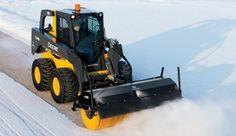 John Deere Snow Broom