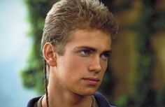 Hayden Christensen in Star Wars: Episode II - Attack of the Clones
