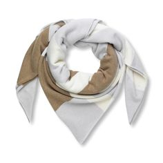 Printed Scarf - TWO - Peoples Republic of Cashmere