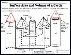 Surface Area & Volume - Unit 11: Surface Area and Volume o