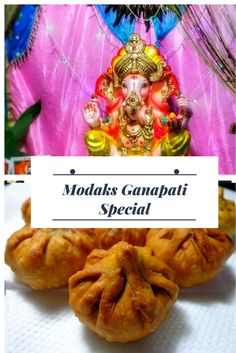 Modak recipe - Sweet dumpling stuffed with chana dal and jaggery, mostly made during Ganesh Chaturthi, Indian festival Goan Recipes, Indian Food Recipes, Easy Recipes, Easy Meals, Curry Rice, Fish Curry, Modak Recipe, Sweet Dumplings, Indian Festivals