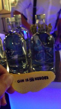 Gin is for heroes  DolGin