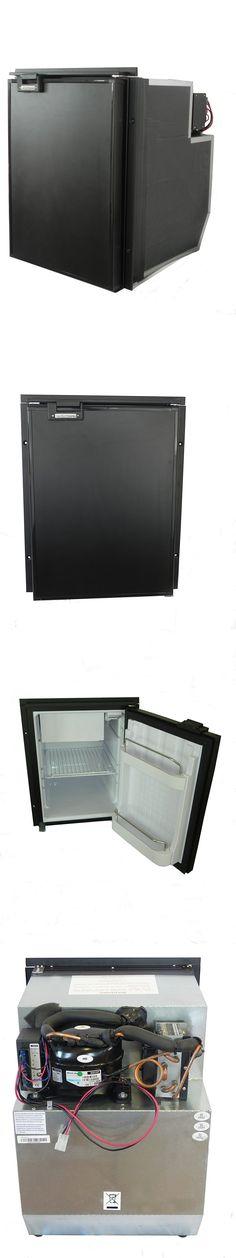 12-Volt Portable Appliances: Big Rig Truck 18 Wheeler Built-In Refrigerator Freezer Dc 12 Volt Black New -> BUY IT NOW ONLY: $699 on eBay!