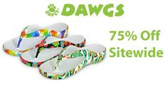 DAWGS Coupon Code 75% Off Summer Footwear + Free Shipping. So these are latest Dawgs coupons now. With these coupon, you can save up 75% off for all Summer Footwear. We have some great deals going on now during our DAWG DAYS OF SUMMER savings event, including FREE SHIPPING on all orders in the continental USA with no minimum.  Read more: http://couponezine.com/dawgs-coupon-discount-code-latest/  #dawgs #dawgscoupon #dawgsdiscount #dawgspromo #footwear #freeshipping #couponezine