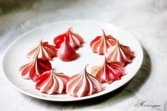 Meringue Cookie : as a picture on the wall somewhere................... recipe by lovely sister. Hoya Mania