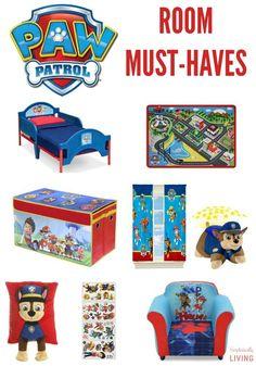 Paw Patrol Room Must-Haves @DeltaChildren #ad