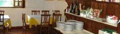 ristorante stile rustico