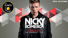 ¡Gana entradas para el concierto de Nicky Romero!