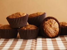 Healthy Carrot Muffins Recipe : Food Network Kitchens : Food Network