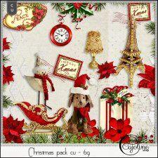 Christmas pack CU - 69 by Cajoline-Scrap #CUdigitals cudigitals.comcu commercialdigitalscrapscrapbookgraphics #digiscrap