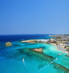 Fig Tree Bay, Cyprus