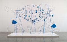 Alexander Calder - wire sculpture