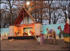 Elvis' lifesize manger scene to be displayed again this year at Graceland