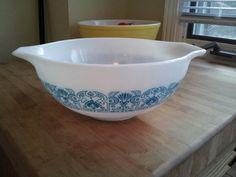 Horizon blue 443 cinderella bowl