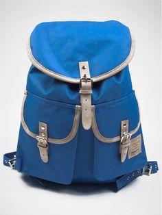 Nice backpack.