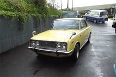 1968 Toyota Corona 1600GT