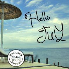 word,dream,summer,july,sea,holiday
