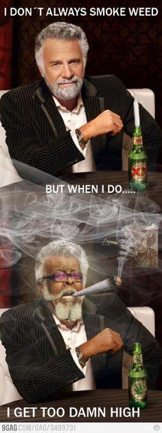 Too much #weed! Follow us: https://www.facebook.com/omdmedia https://twitter.com/OMDAgency