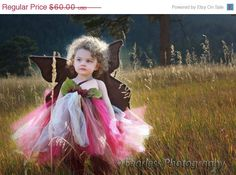 SO cute!  Fairy Tutu Costume