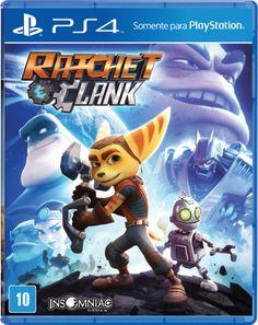 [SARAIVA] Ratchet and Clank - PS4 - R$71,10 em 1x no cartão