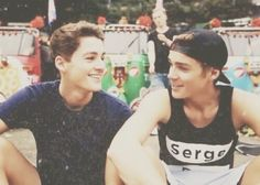 Jack and Finn Harries yes pls
