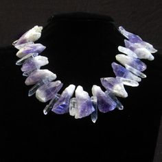 Amethyst Crystals with Crystal Spears by gretchenschields on Etsy