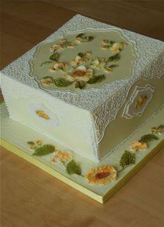Royal Icing (with cream of tartar)