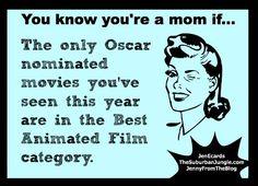 It's sadly true.  #momhumor #jennyfromtheblog #humor #parenting #needtogetoutmore !