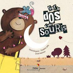 Sur le dos d'une souris (1CD audio) de Cécile Bergame http://www.amazon.fr/dp/2278054899/ref=cm_sw_r_pi_dp_02RCwb17G26C1