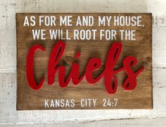 Your place to buy and sell all things handmade NFL Kansas City Chiefs Sign Chiefs sign Kansas City NFL