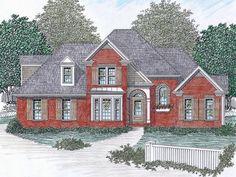 Starter Home Plan, 045H-0007