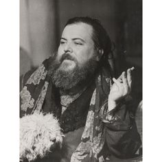 * Christian Bérard, années 1940 - photo René DAZY