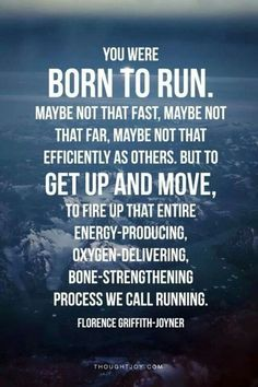 Half marathon motivation