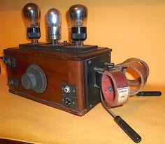 POSTE DE RADIO A LAMPES EXTERNES. | Collections, Radios, TSF, Postes à lampes | eBay!