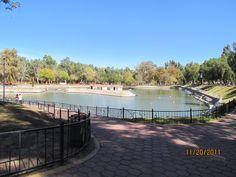 Guadiana Park - Durango, Durango