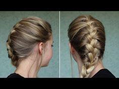 Comment faire une tresse - plusieurs tutoriels et modèles de coiffure tresse sublime