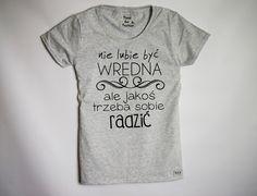 Oryginalna szara koszulka od Time For Fashion w Time For Fashion na DaWanda.com