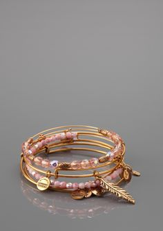 I love this bracelet from Alex and Ani