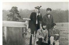 February 1967 - Beatles - Filming The Penny Lane and Strawberry Fields Forever Promo Films