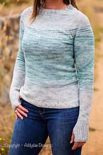 Ravelry: Blurred Lines pattern by Deanne Ramsay