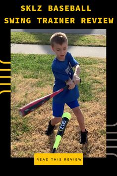 Do you want complete control over your swing? Maybe you're just starting out in the world of baseball and you want some help in learning where to hit the ball, and the angle it is going to come at you. Either way, getting a Baseball Swing Trainer is always a good idea. Read this review and see actual usage of the SKLZ baseball swing trainer. Baseball Tips, Baseball Cards, Swing Trainer, Baseball Equipment, Trainers, Coaching, How To Find Out, Youth, Learning