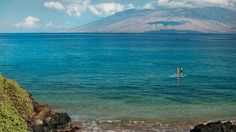 Those who are looking for a little more activity in Hawaii can snorkel, scuba, or take yoga classes for free @Four Seasons Resort Maui