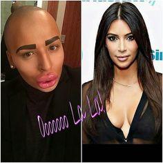 Ooooooo La La!: WTF Wednesdays: A Kim Kardashian Fan Paid $150K to Look Like Her #OooLaLaBlog #KimKardashian
