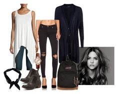 """Lissy Lapierre"" by ashleyr0sexo ❤ liked on Polyvore featuring rag & bone, JanSport, Ksubi, philosophy, Michael Kors, Lucky Brand and Boohoo"