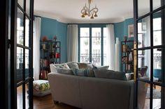 Appartement familial en Pantone, Chantiers de référence, Inspirations et tendances, Particuliers, Tollens