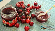 ó carón da Lareira: Mermelada de frutos rojos