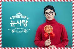 #틴탑 TEEN TOP #눈사탕 - C.A.P