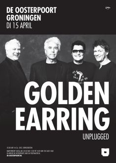 Golden Earring Magnum Opus, Radar Love, Concert Posters, Movie Posters, Golden Earrings, Little Bit, Rock Concert, Classic Rock, Cool Bands